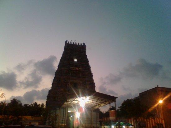 Marundeeswarar temple- Muralitharan photo