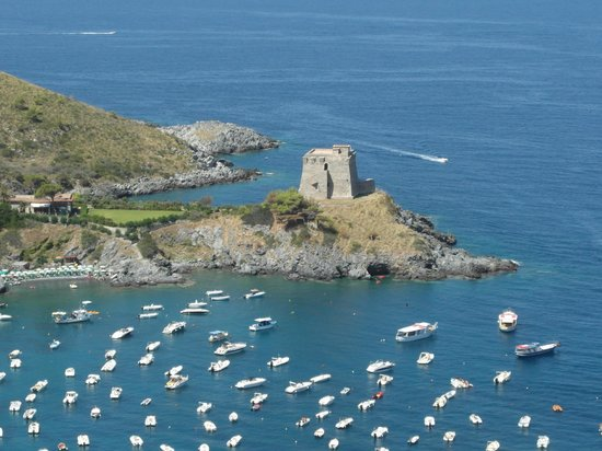 Torre Crawford San Nicola Arcella