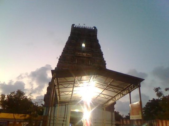 marundeeswarar temple Tower-Muralitharan photo