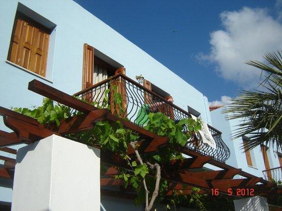 Iapetos Village: View of Upstairs Room