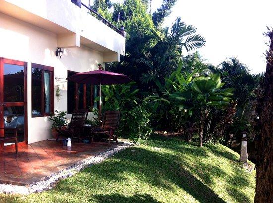 Oriental Kwai Resort: Our cottage