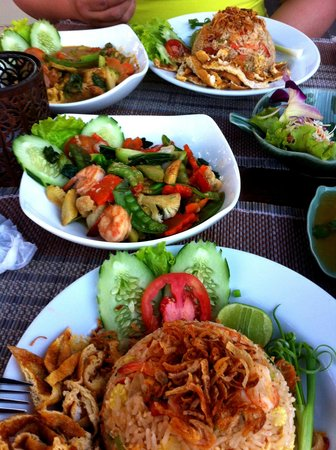 Oriental Kwai Resort: Restaurant Food