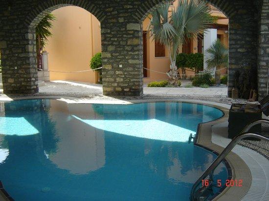 Iapetos Village: The Pool