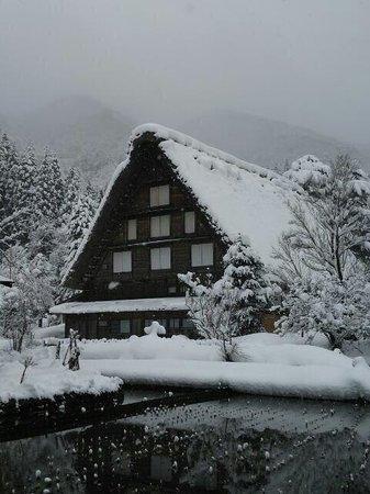 Shirakawa-mura, اليابان: ~白川郷~