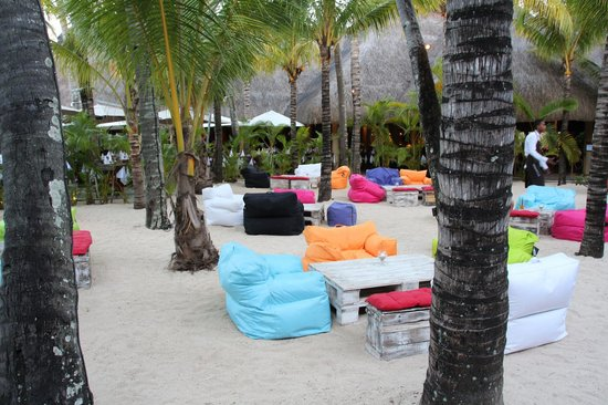 Canonnier Beachcomber Golf Resort & Spa : endroit pour se detendre!