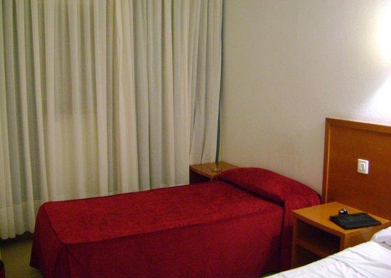 Hotel Verol: ouderwetse kamer