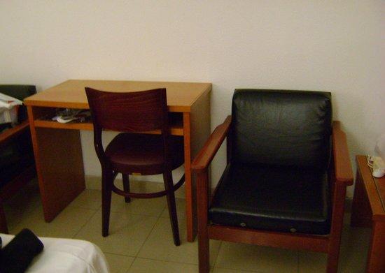 Hotel Verol: oude meubels
