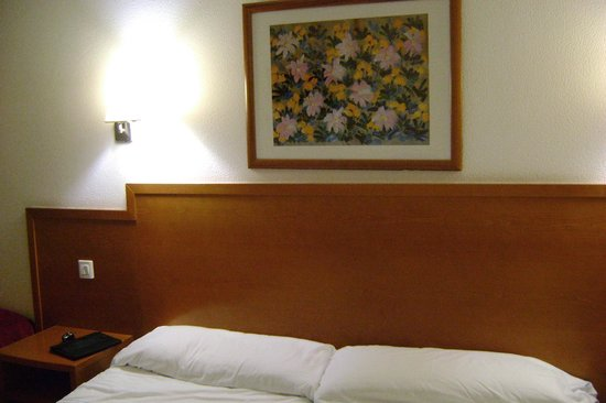 Hotel Verol: niet gerenoveerd