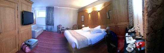 Hotel de Bourgtheroulde, Autograph Collection : chambe prestige