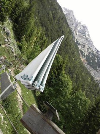 Brunnsteinhutte Alpenvereinshutte