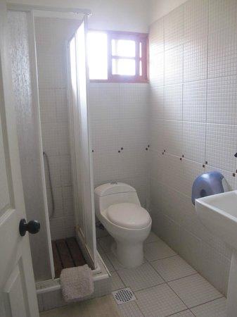 Terrace Lodge & Tours: Чистая ванная