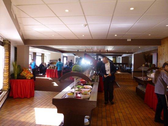 Hotel Club MMV Les Bergers : Restaurant