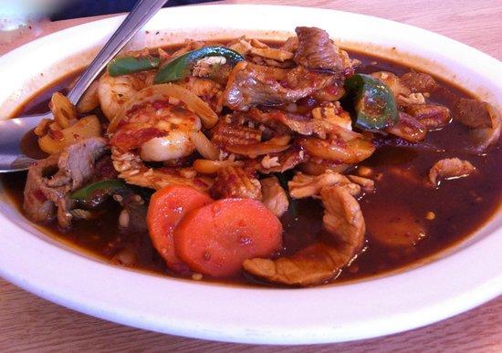 Siamese Kitchen: Spicy Combination