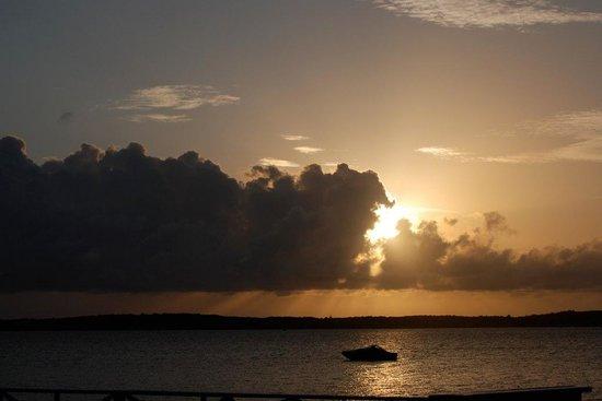 The Landing: Sunset