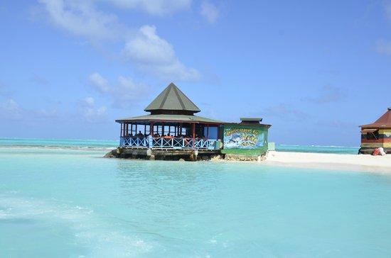 Decameron Marazul: Aquarium Cay