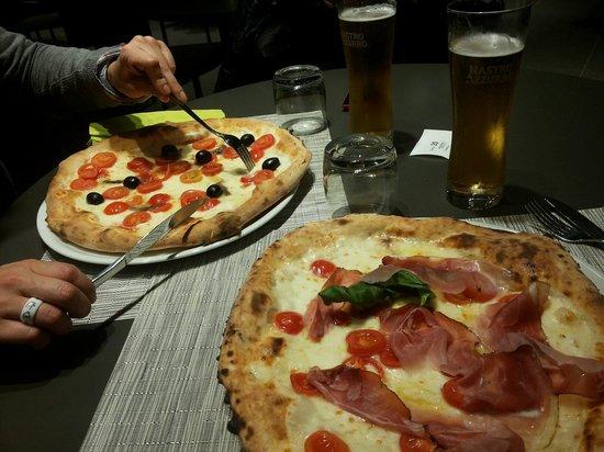 Paperoverde: Pizze
