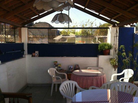 La Casona De Jerusalen Traveler's Hostel : common area