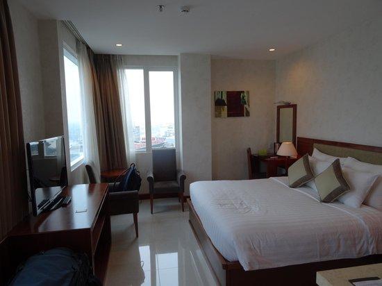 Aquari Hotel : Zimmer