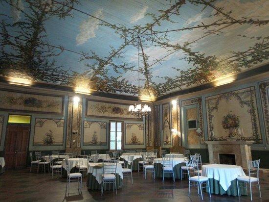 Gran Hotel del Paraguay: Un salón señorial