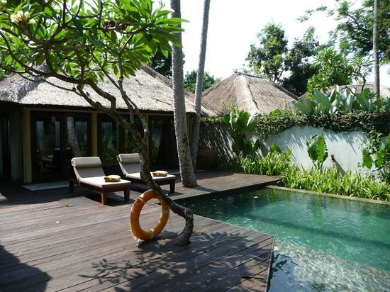 Kayumanis Nusa Dua Private Villa & Spa: Own private pool which was such a great treat