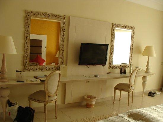 Hasdrubal Thalassa & Spa Djerba : Jolie chambre standard