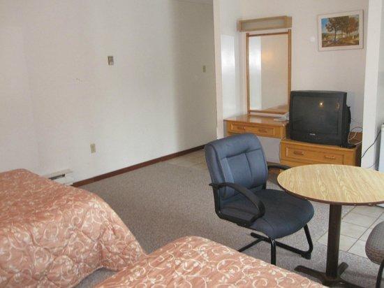 Clarkson Village Motel: 2 Double Beds