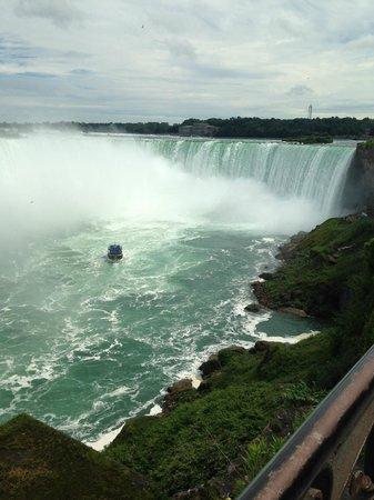 Niagara Falls: barca