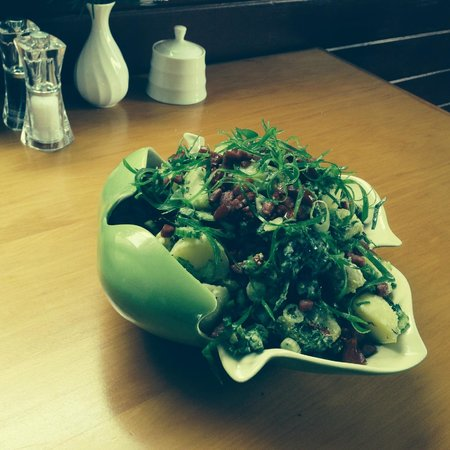 1904 Cafe : A sample of our salad selection