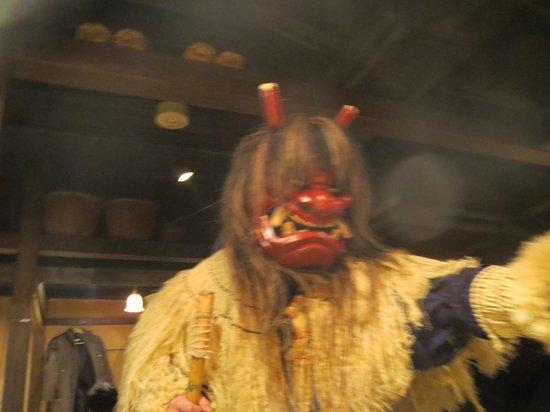 Akita Dining Namahage Ginza: なまはげ
