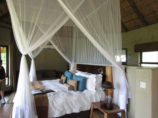 Ngoma Safari Lodge : Bedroom