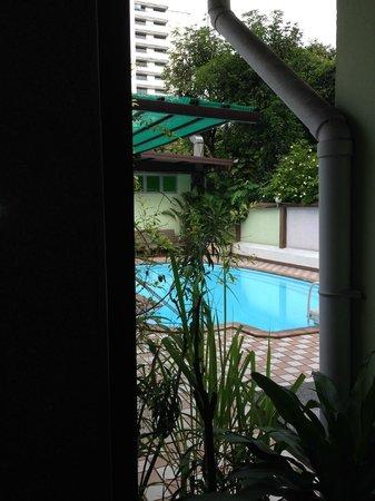 Ruamchitt Travelodge : Swimming pool