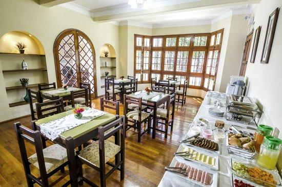 Hostal Selva Alegre : COMEDOR