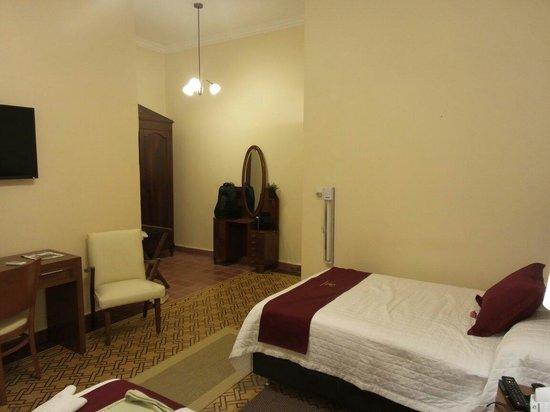 Gran Hotel del Paraguay: Las habitaciones del 10 al 20 recomendables