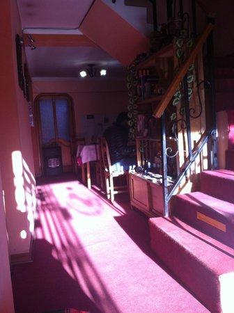 Totorani Inn: hostel area