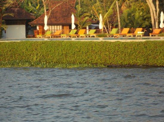 Kumarakom Lake Resort: The view from the lake