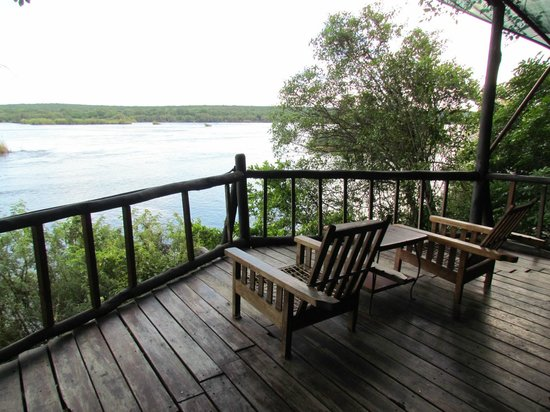 Islands of Siankaba: View from deck
