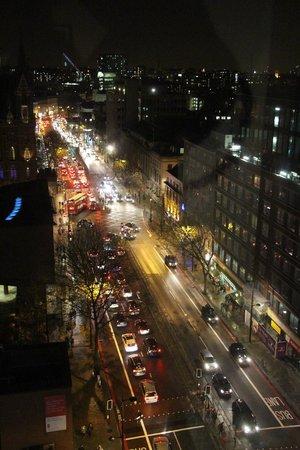 Pullman London St Pancras: Vue du palier