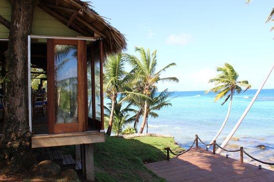 Yemaya Island Hideaway & Spa: Restaurant / Bar / Reception