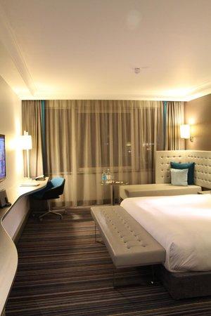 Pullman London St Pancras: chambre