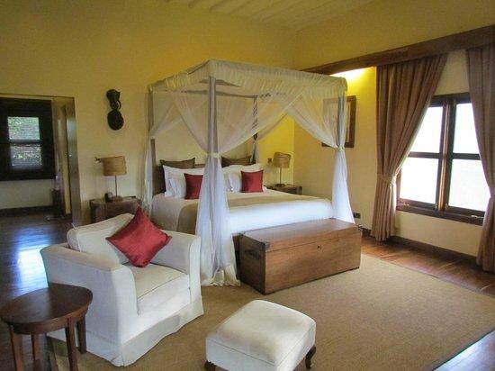 Neptune Ngorongoro Luxury Lodge : bedroom