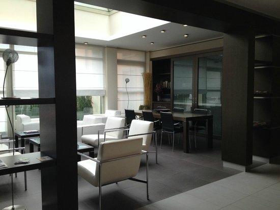Hotel Mercure Bergamo Aeroporto: Entrata