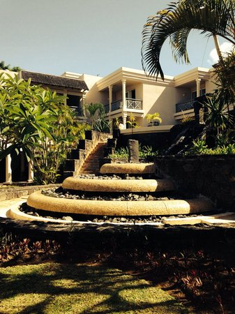 The Residence Mauritius: L'hôtel