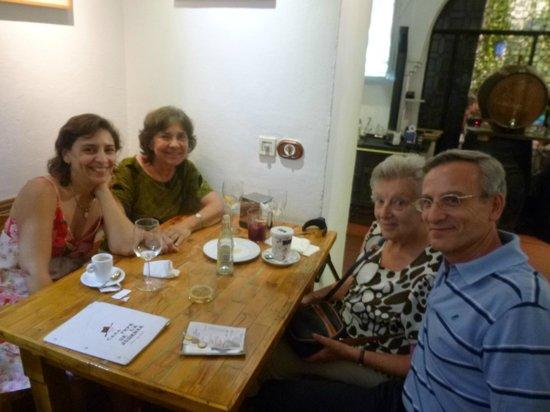 Casa Pepe de la Judería: Cenando