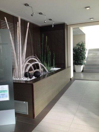 Hotel Mercure Bergamo Aeroporto : Entrata