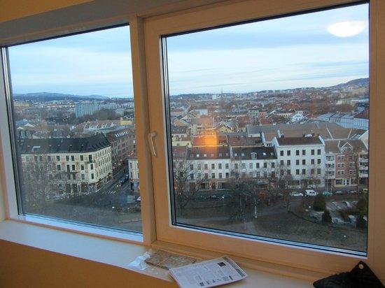 Anker Hotel: Вид из номера
