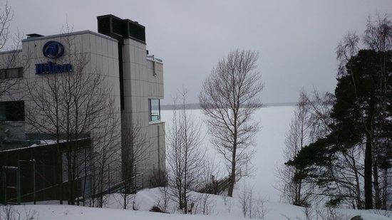 Hilton Helsinki Kalastajatorppa: Outside area