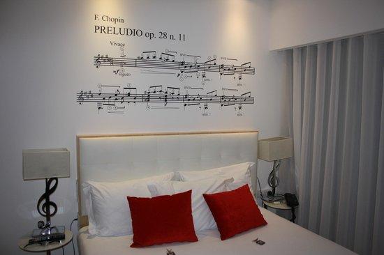 Hotel da Musica: Unser Zimmer
