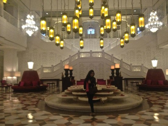ITC Rajputana, Jaipur: Magnificent Lobby