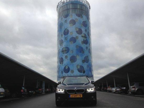 Parking Picture Of Fletcher Hotel Amsterdam Amsterdam Tripadvisor