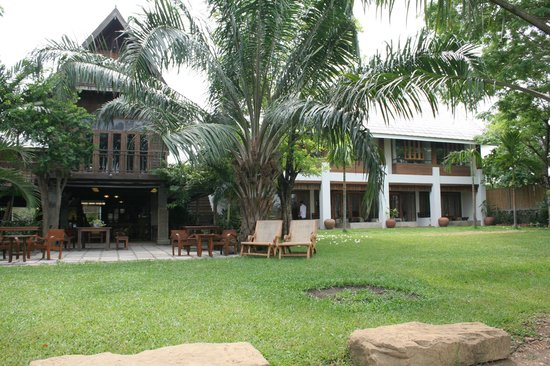 Baan Tye Wang Hotel : extérieur